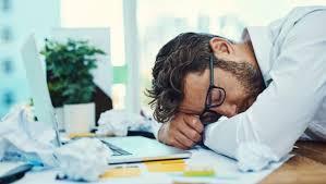stressklachten, ik ben zo moe na het werk